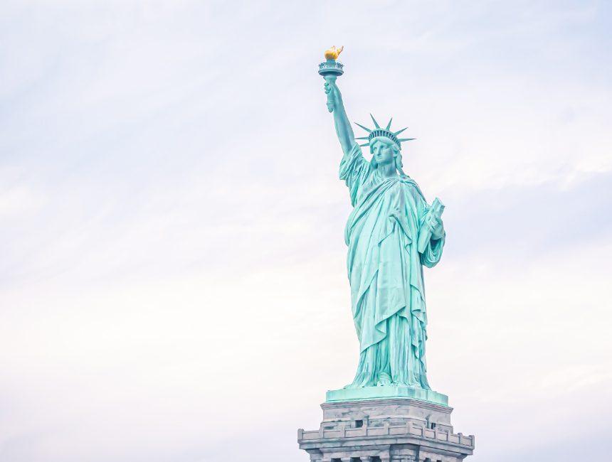 vrijheidsbeeld hoogtepunten New York