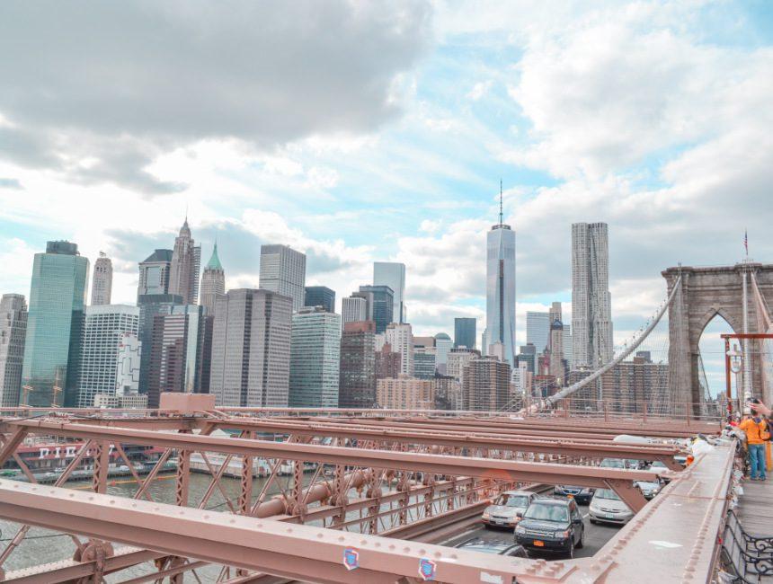 Wandeling Brooklyn Bridge hoogtepunten New York