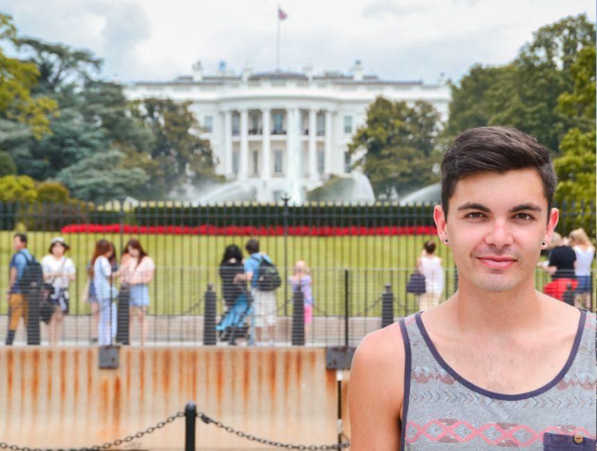 Witte Huis Washington DC Checkoutsam