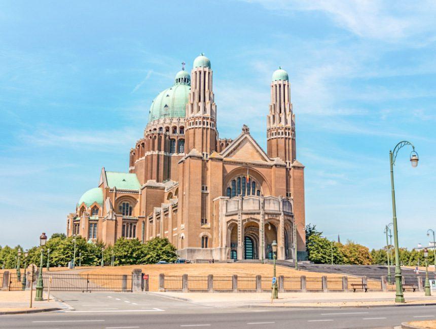 Basiliek van Koekelberg hoogtepunten Brussel