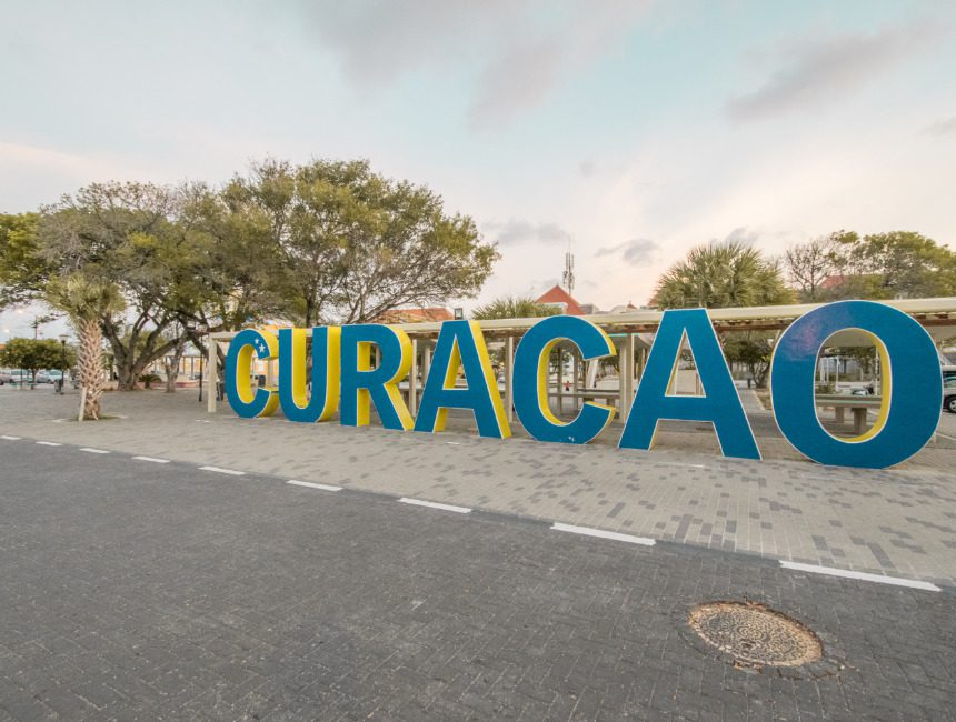 Curacao letters
