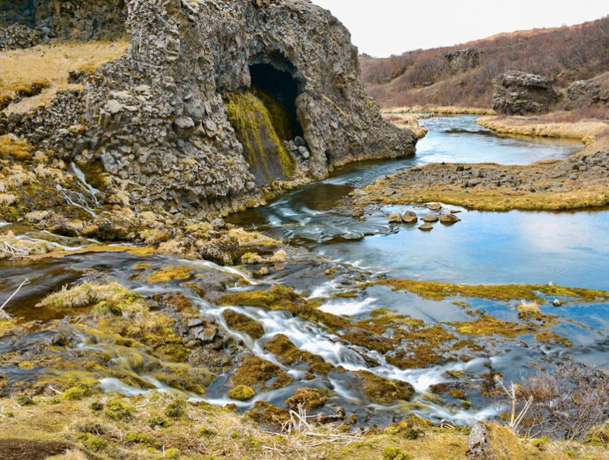 Gjain rondreis IJsland