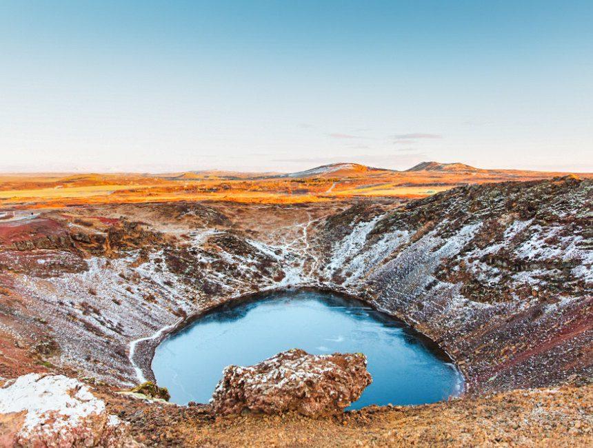 Kerid Kratermeer