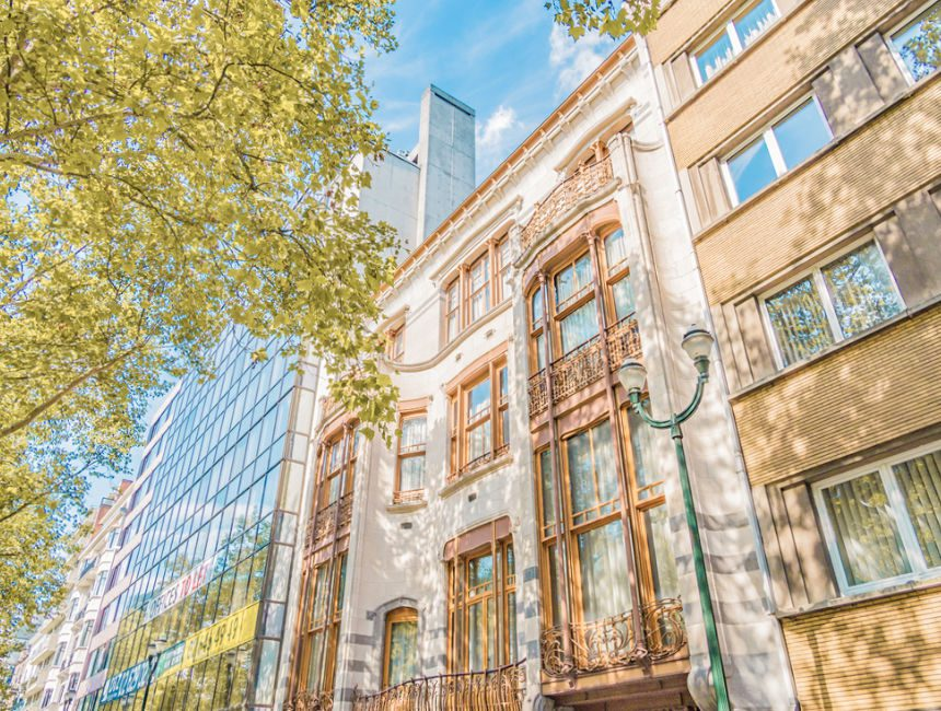 Solvayhuis Victor Horta