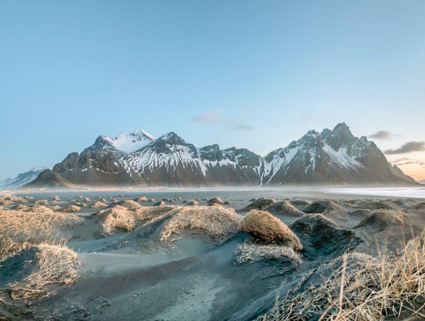 Stokksnes IJsland rondreis