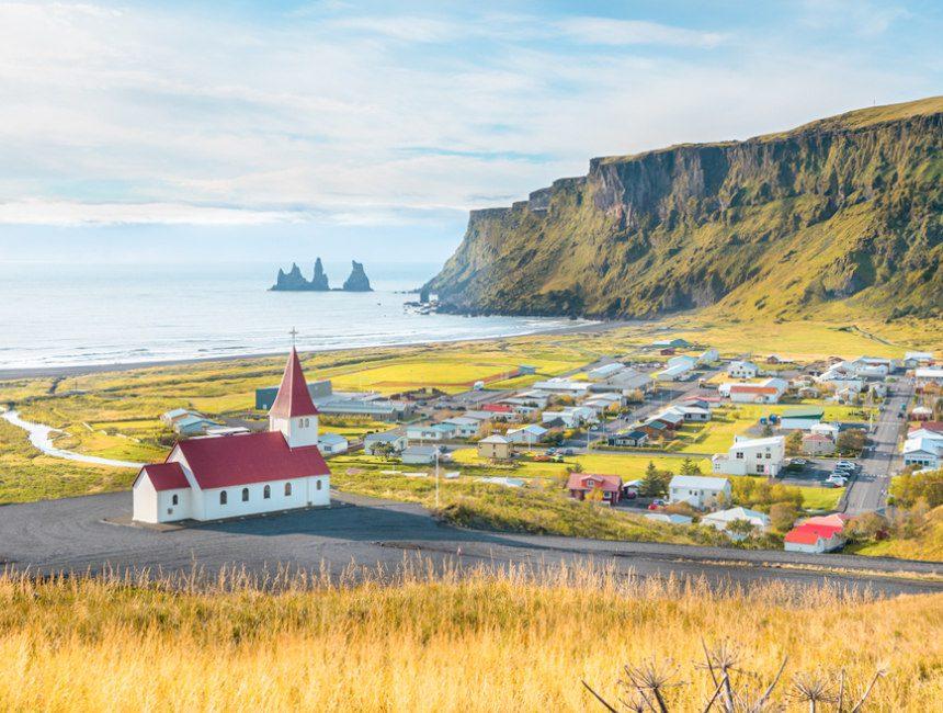 Vik IJsland vakantie