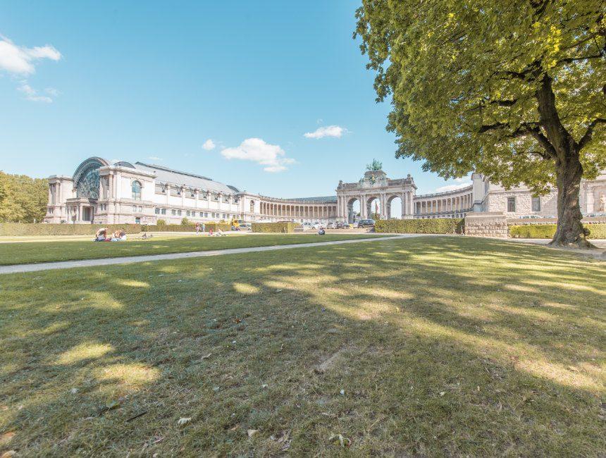 bezienswaardigheden Brussel Jubelpark