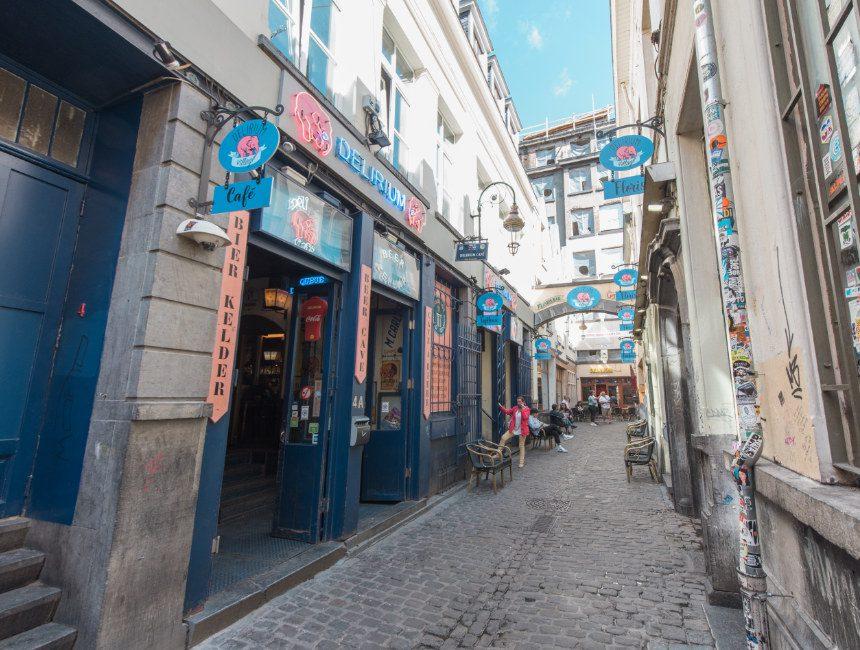 Delirium café Brussel