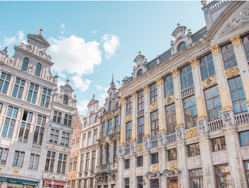 dingen om te doen in Brussel Grote Markt
