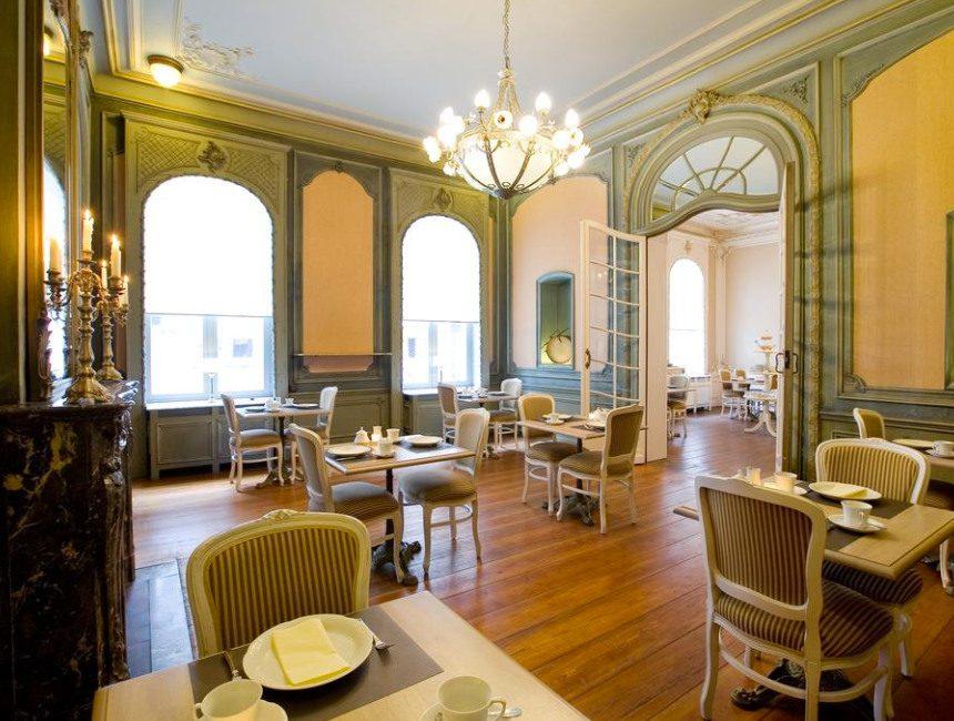 Hotel Gent Centrum Charmehotel Hancelot