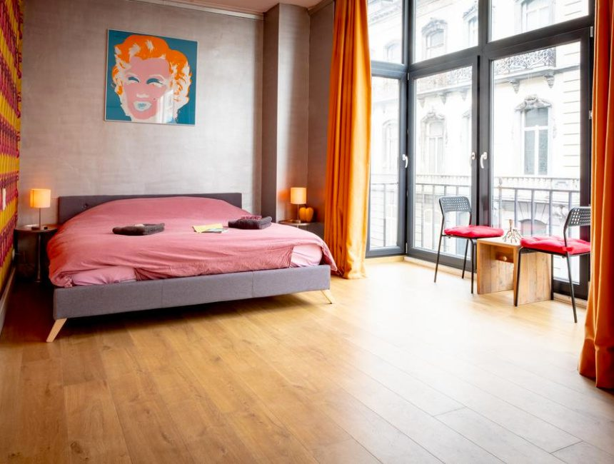 Hotels Gent Quartier Leonard