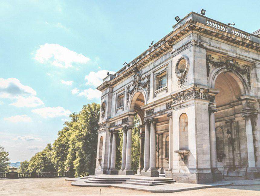 koninklijk paleis laken
