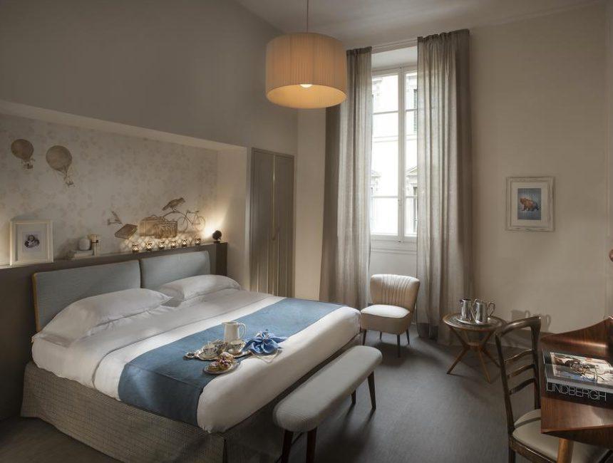 luxueus hotel Florence Alfieri9