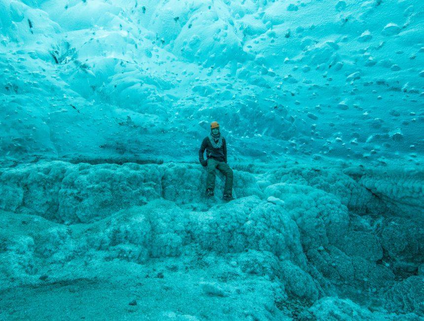 reizen IJsland ijsgrotten