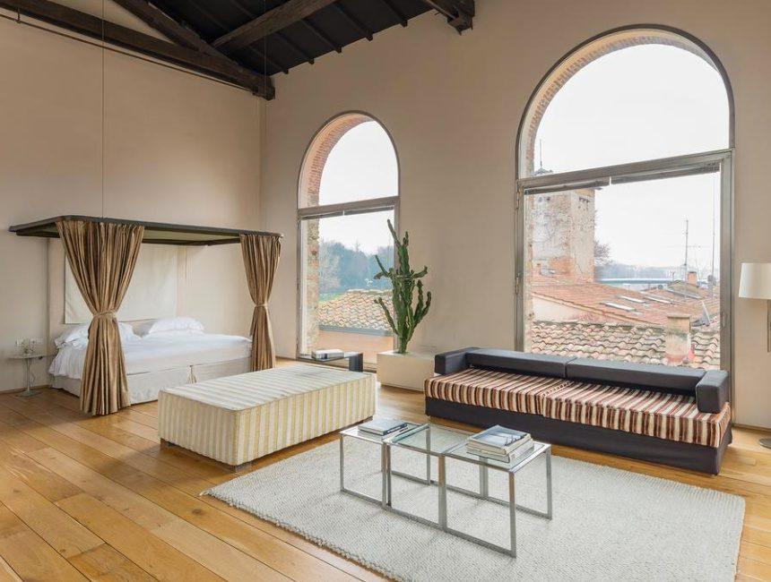 Riva Lofts hotel Florence