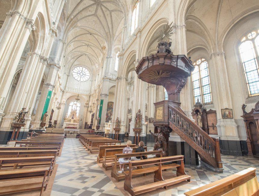 Sint-Katelijnekerk Brussel bezienswaardigheden