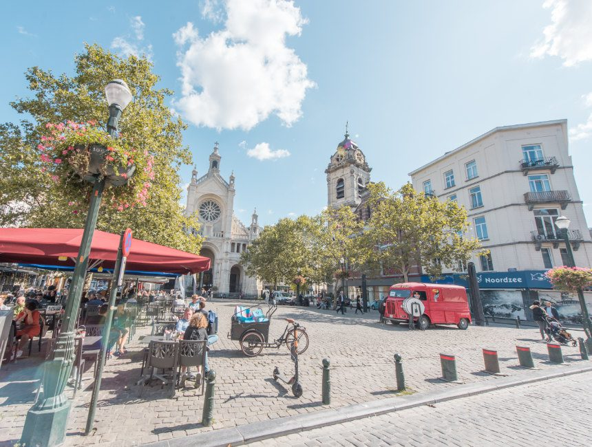 Sint-Katelijneplein Brussel