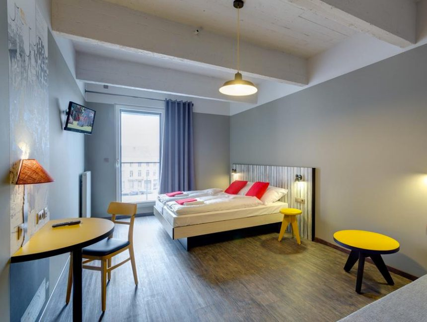 Meininger Hotel Bruxelles City Center