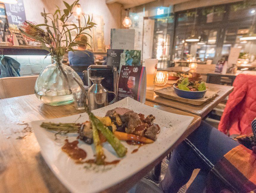 Onder de Wester restaurant Enkhuizen