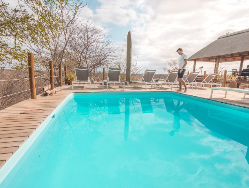 Sausage Tree Safari Camp zwembad