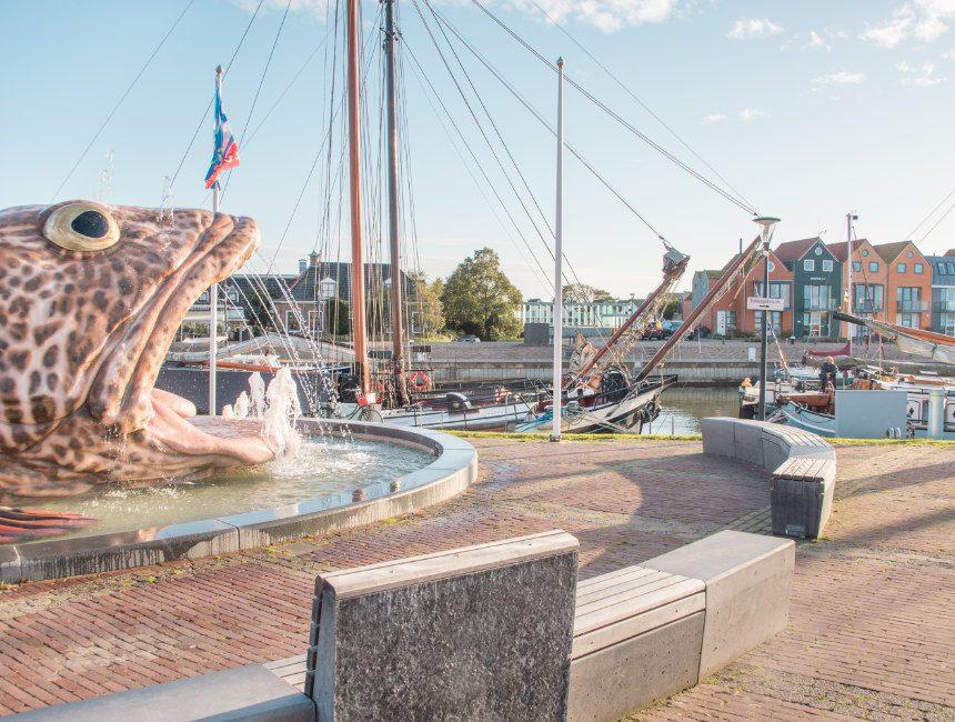 waterland Nederland rondreis