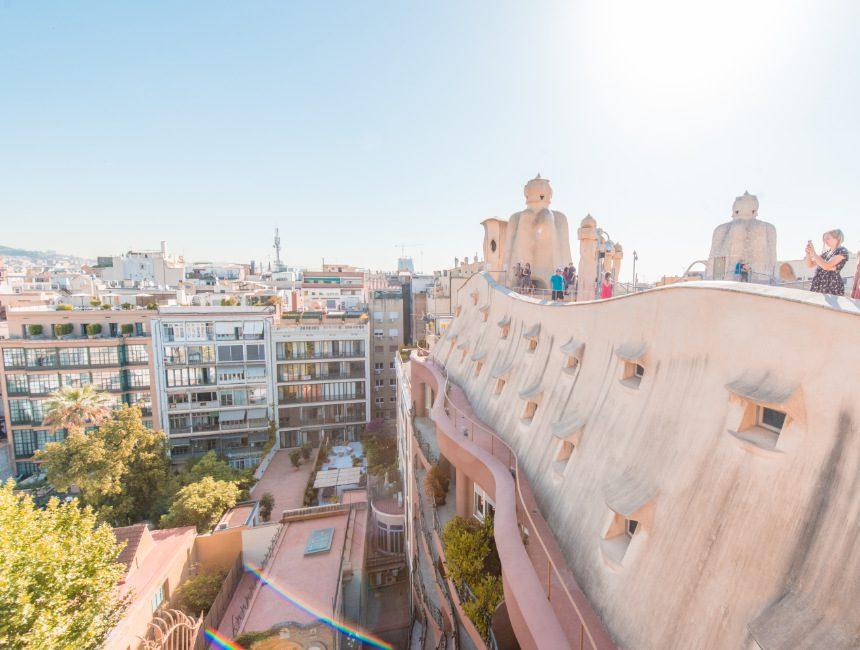 3 dagen in Barcelona Casa Mila