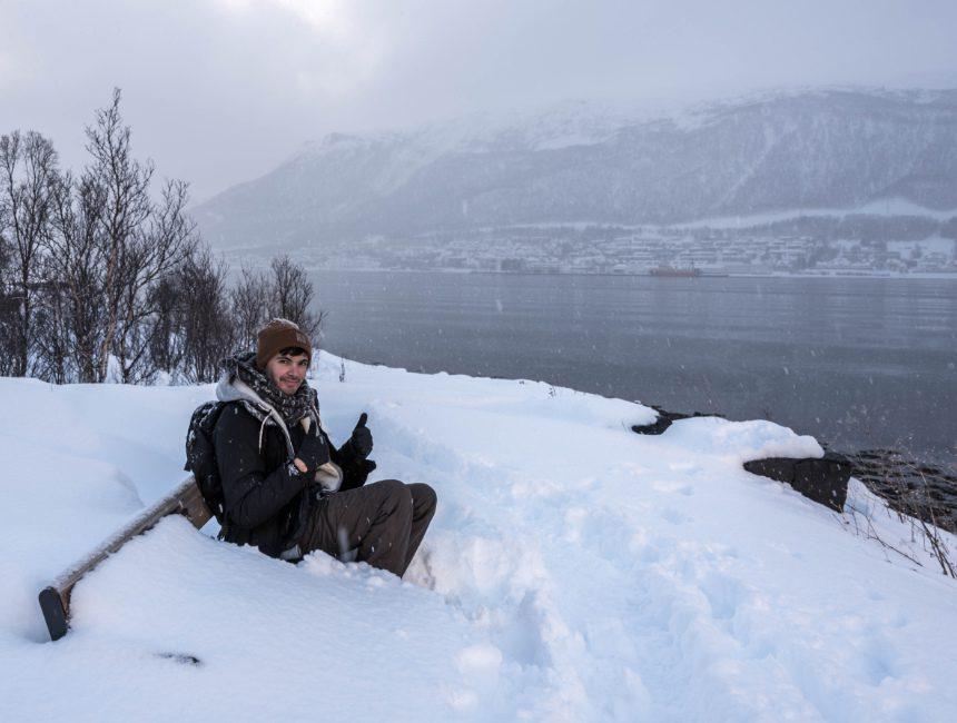 Prestvannet meer Tromso