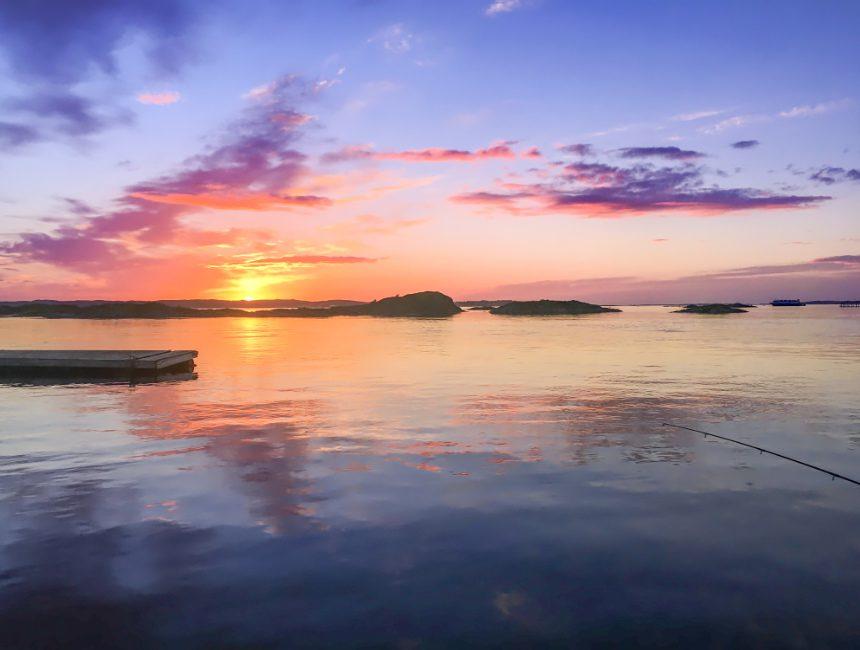 middernachtzon Noorwegen