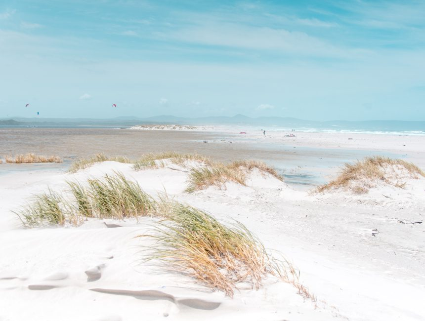onbekende stranden Tuinroute