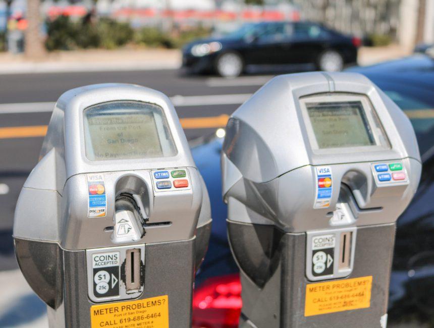 parkeermeters Verenigde Staten