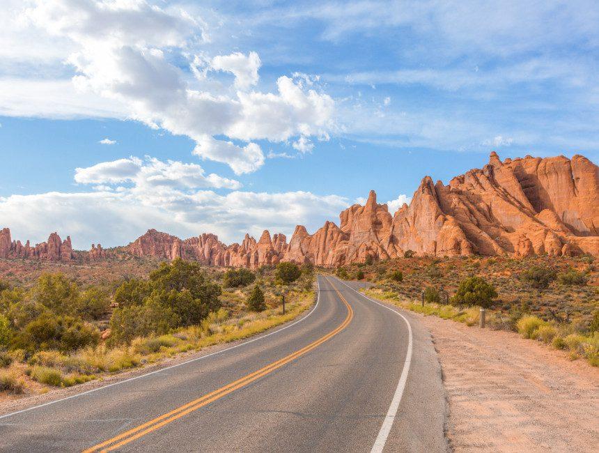 road trip Amerika auto huren
