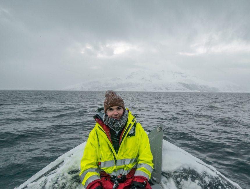 walvissen kijken Tromso