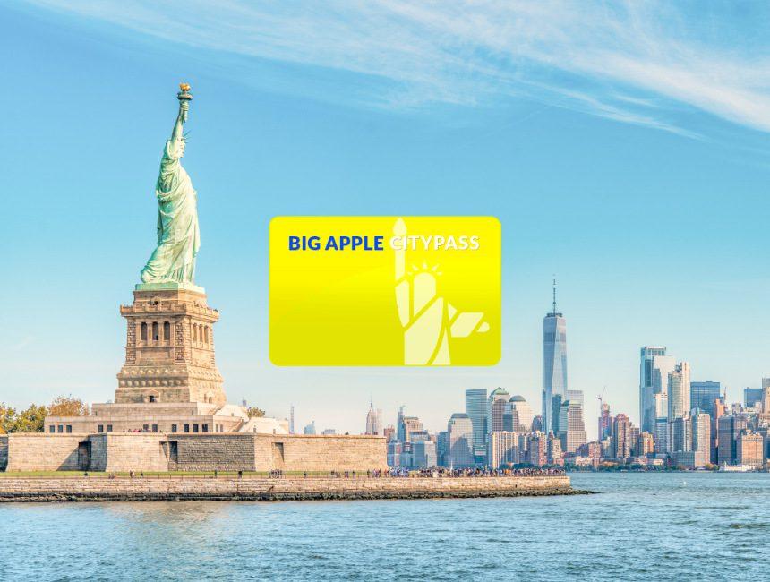 Big Apple City Pass voordeelpas New York
