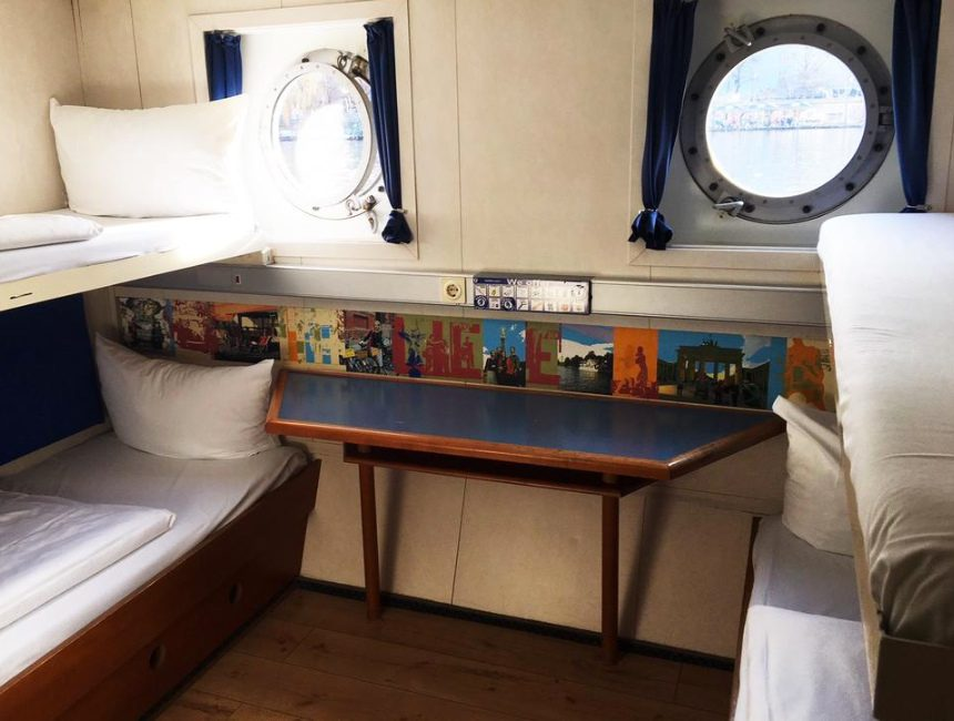 Eastern and Western Comfort Hostelboats