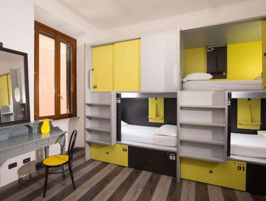 Free Hostels Rome