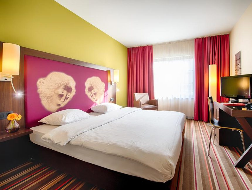 Leonardo Hotel Antwerpen budget