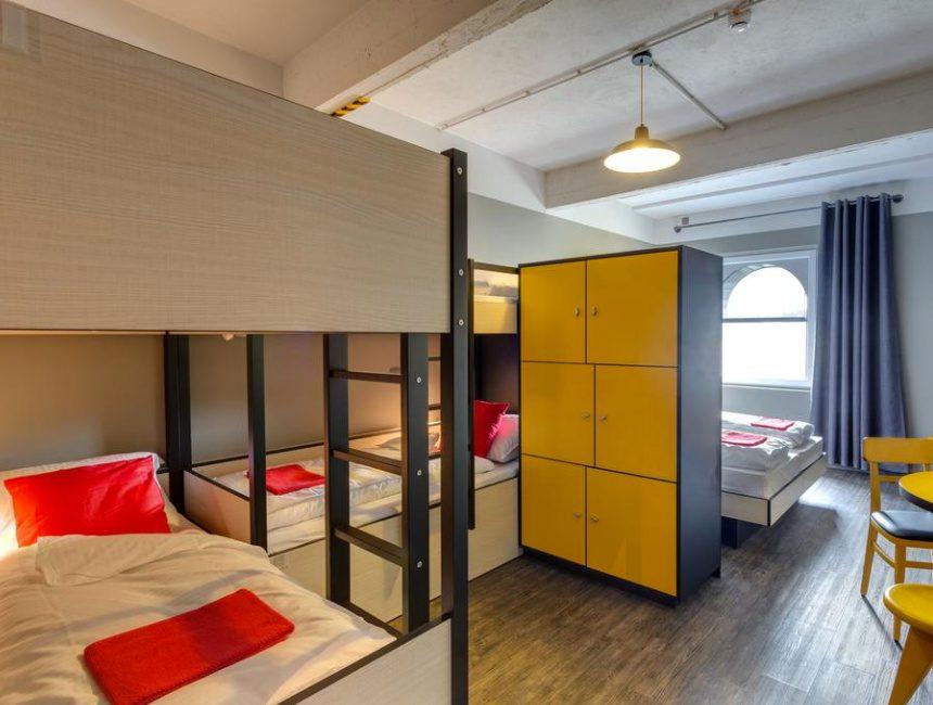 Meininger Brussels Hostel