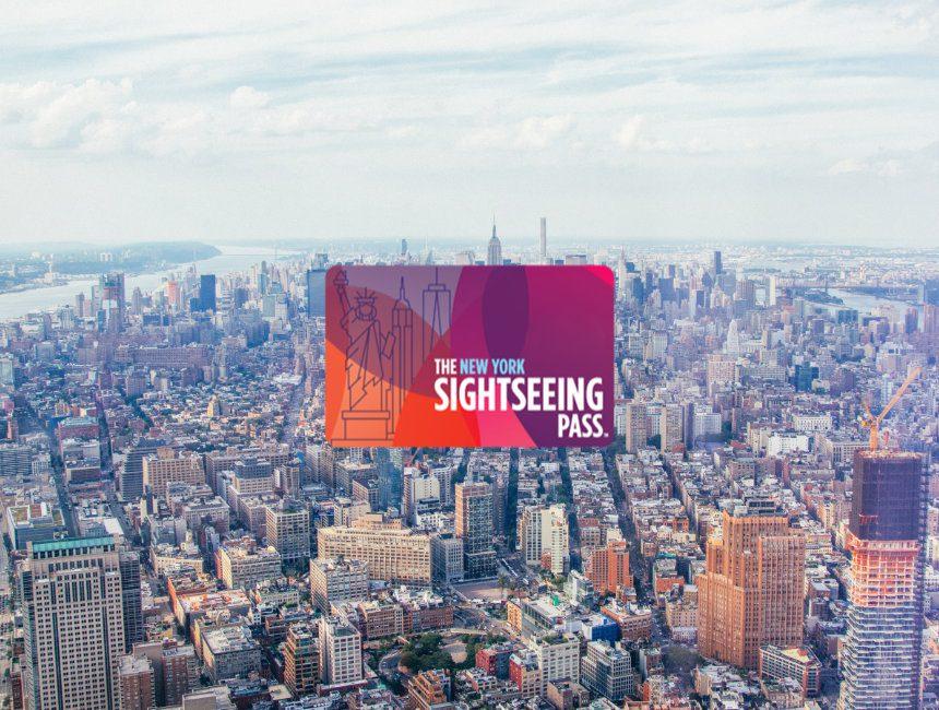 New York City Pas sightseeing