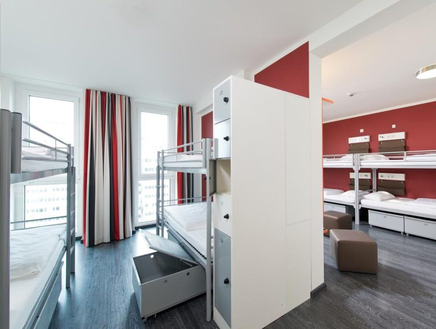 ONE 80° Hostel Berlijn