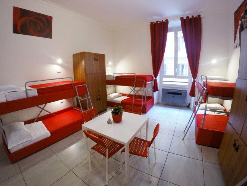 Palladini Hostel Rome centrum