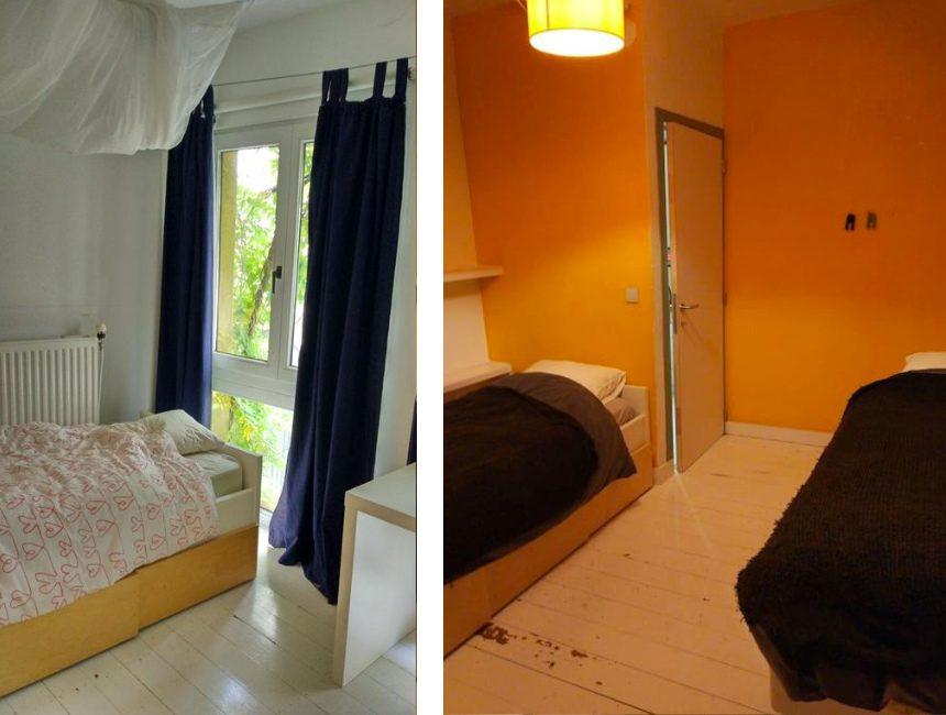 Treehouse budget hotel Antwerpen