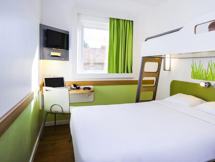 hotel Ibis Budget Antwerpen