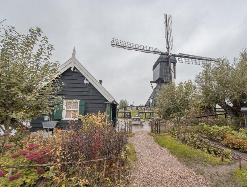 museummolen van Polder Blokweer