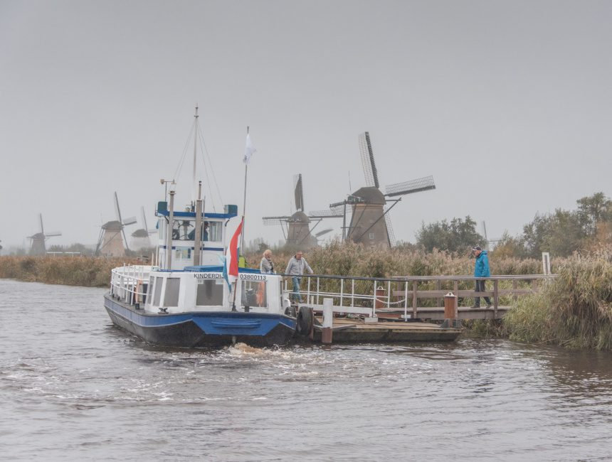 Nederland Kinderdijk