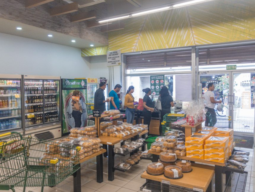 corona virus Dominicaanse Republiek winkels