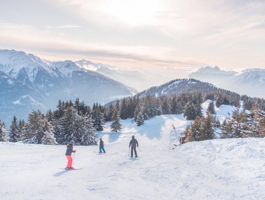 Les Saisies Savoie Mont Blanc