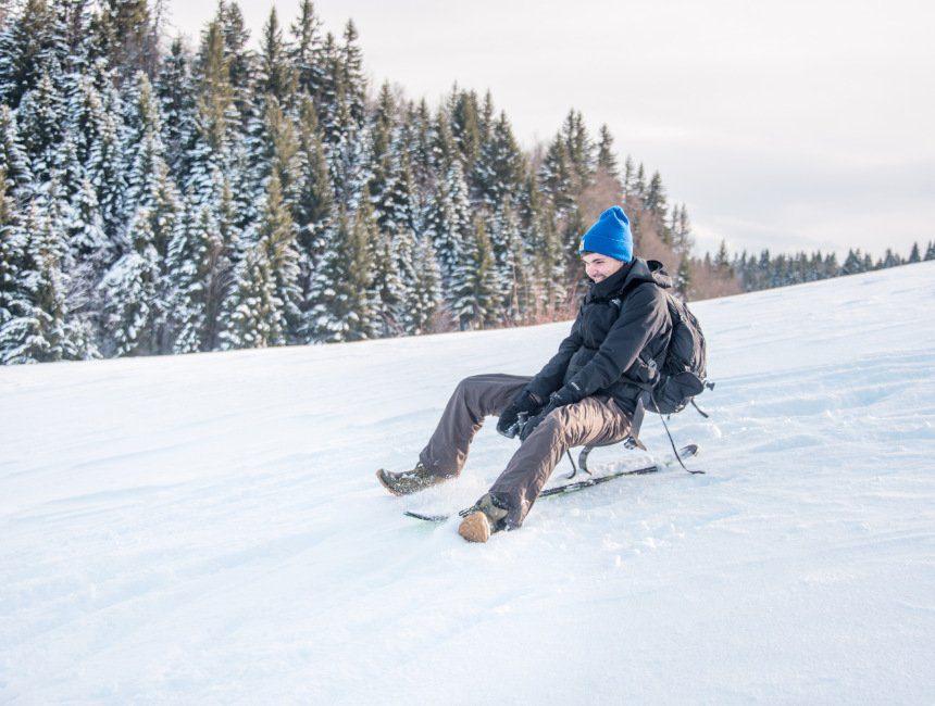 wintersport anders Snooc