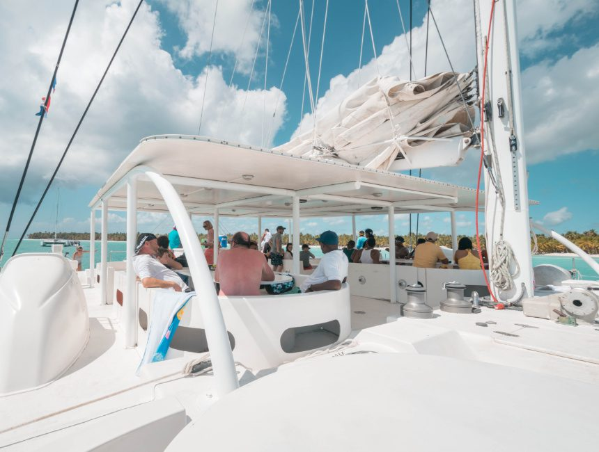 catamaran Dominicaanse Republiek
