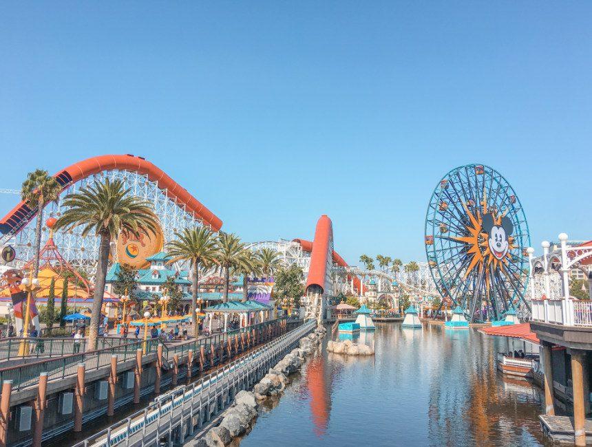 Disneyland Anaheim interessante plekken Los Angeles