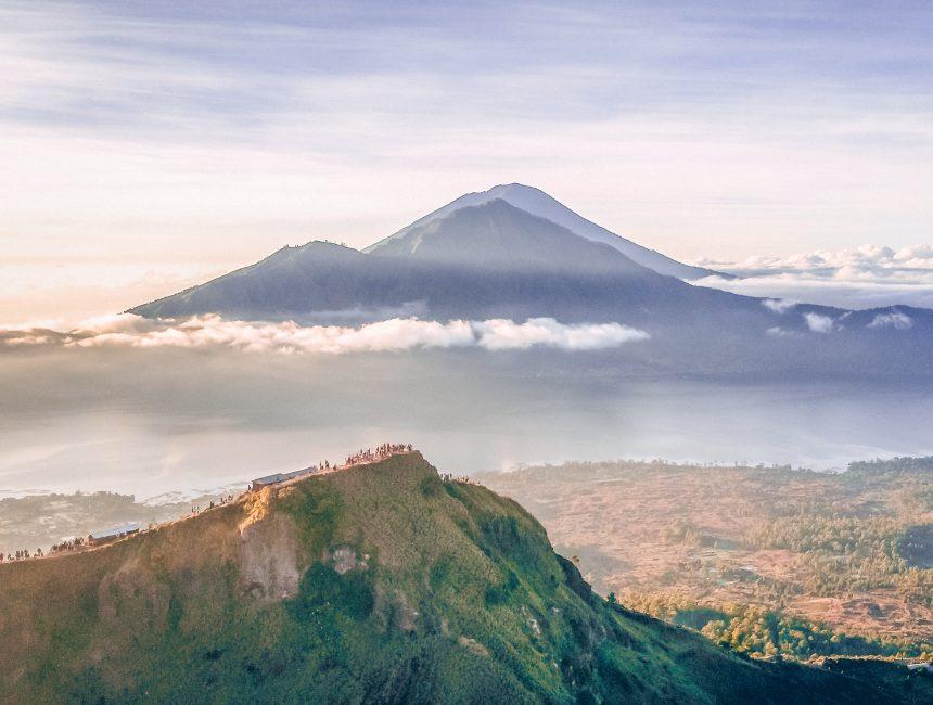 Gunung Batur Indonesie Bali